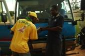 Repairing the bus